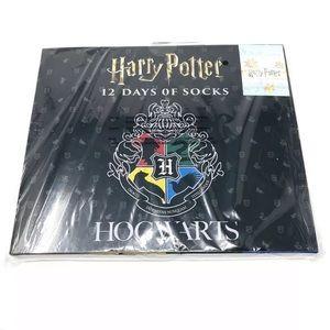 Harry Potter 12 Days Socks Advent Calendar